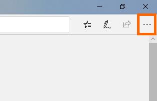 Microsoft Edgeでキャッシュ&Cookie削除する手順_1-01